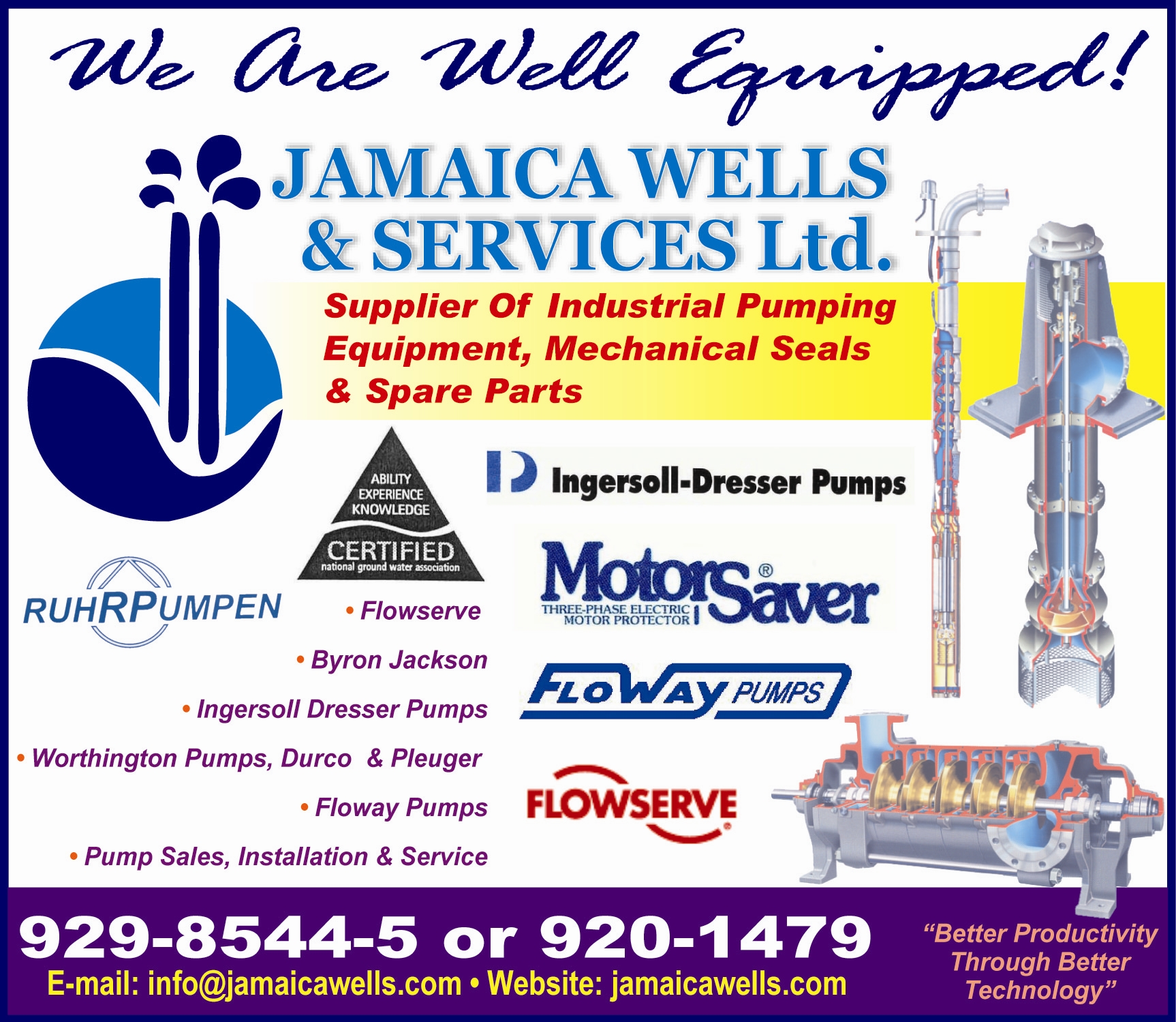 Jamaica Wells & Services Limited